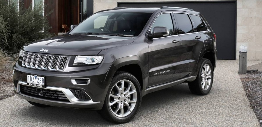 jeep cherokee summit platinum 1