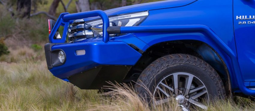 2016 Toyota Hilux Accessories Range By Arb Loaded 4x4