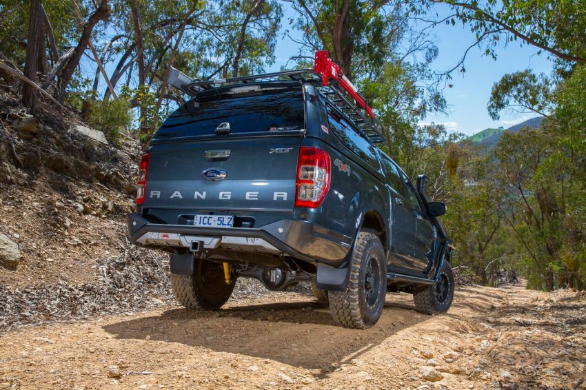 Ford Ranger PX MK2 Accessories Range By ARB | Loaded 4X4