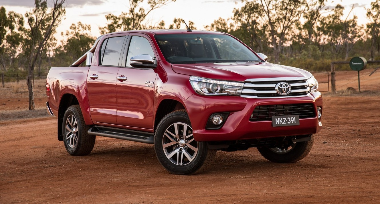 2016 toyota hilux sr5 review loaded 4x4. Black Bedroom Furniture Sets. Home Design Ideas