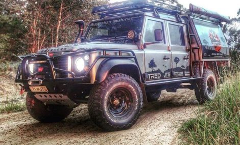 Land Rover News Archives | Loaded 4X4