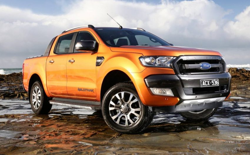 HiLux challenging Ford Ranger in Wildtrack guise