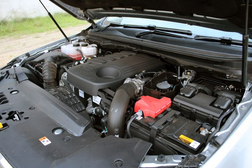 2016 Ford Everest Trend engine - FORD EVEREST REVIEW