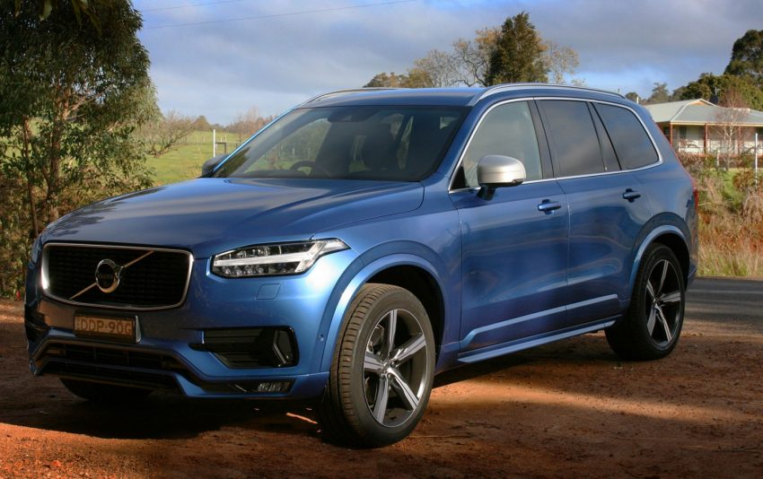 2016 Volvo Xc90 D5 R Design L Series Auto 4x4 Review