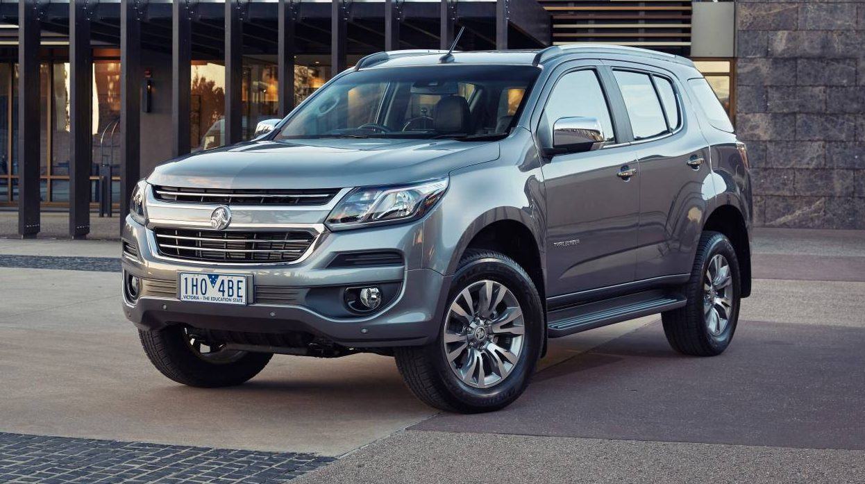 2017 holden trailblazer prices and specs big upgrade and. Black Bedroom Furniture Sets. Home Design Ideas
