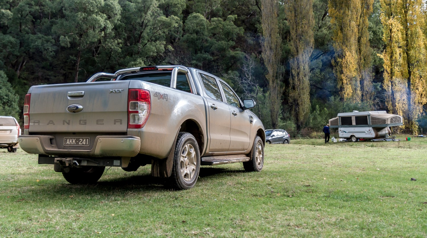 2017 Ford Ranger XLT Double Cab 4X4 Review