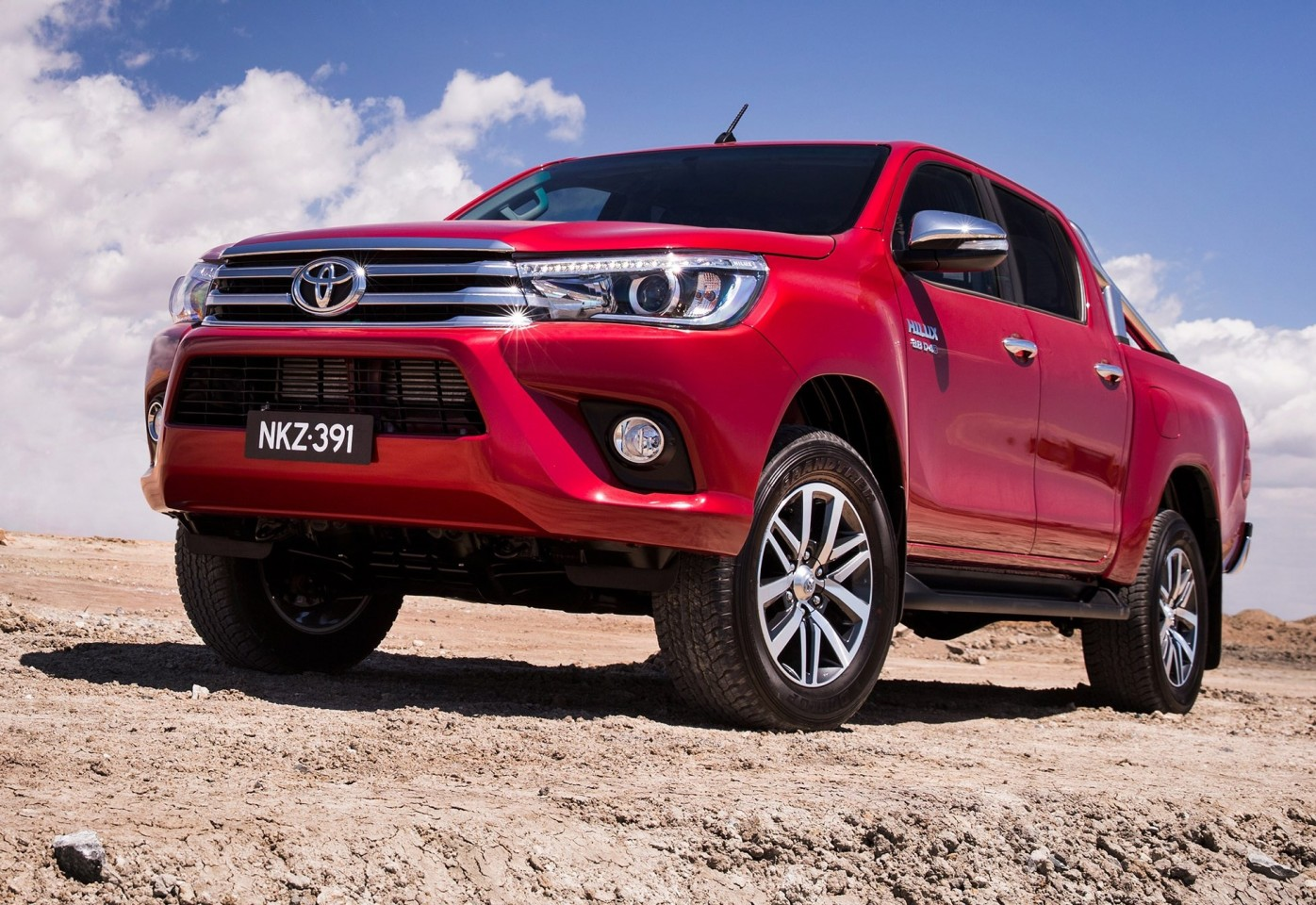 Toyota HiLux: Top Selling 4X4 In Australia